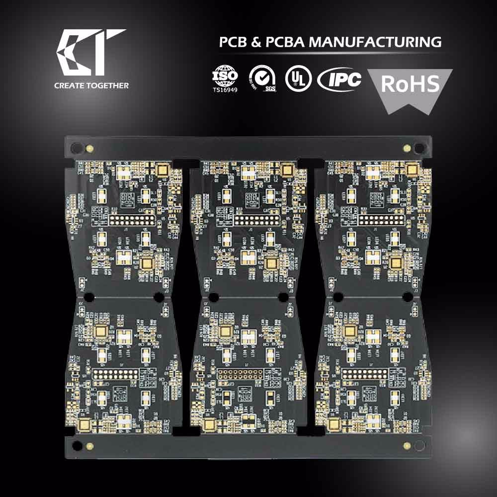 Taiwan pcb manufacturer oem prototype control board pcb