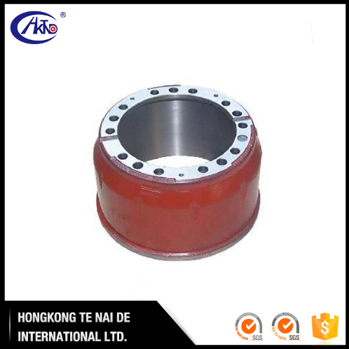 Semi-trailer Brake Drums used for Heavy Duty Truck