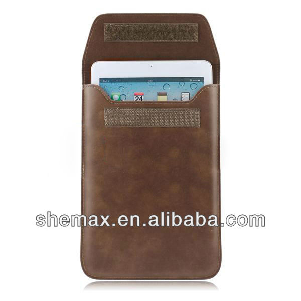 New Protective Leather Sleeve Bag For Apple ipad Mini Pouch Cover Case