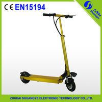 "World lightest 250W mini electric scooter with 8"" tire"