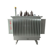 10Kv 100Kva Transformador 3 Tap Oil Immersed Power Transformer
