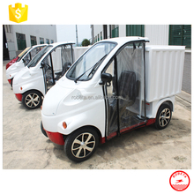 Mini electric cargo trailer van truck wholesale price