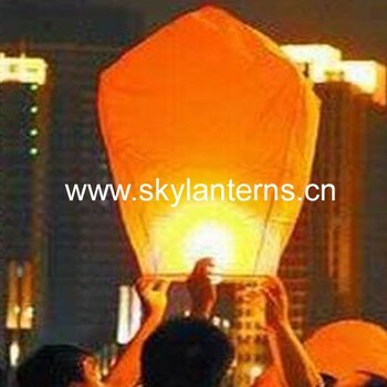 Sky lantern highest quality ECO flame-retardant and safe sky lantern