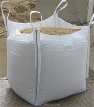 high quality 1000 kgs 1 ton 1.5 ton used pp plastic bag flexible container fibc jumbo bag