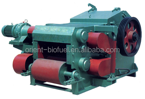 Special structure industry professional supplier used wood chipper bx model for sale