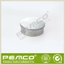 Pemco Railing Fitting Decorative End Cap For Steel Tubes