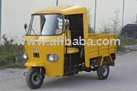 Indian Three Wheelers Cargo