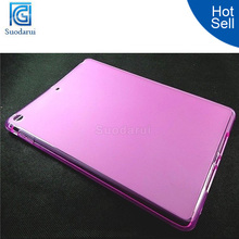 New Matte TPU Cover Case for iPad 6, for iPad Air II Case