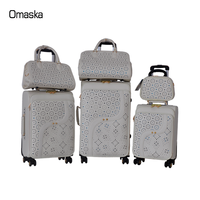 2017 Hot Sales PU Travel Luggage