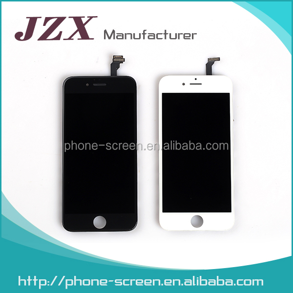 China suppliers accessories mobile phone assembly touch screen lcd for iphne 5 with free dhl