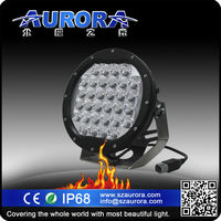 Round Hot sell Aurora 7inch electric motorcycle