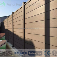 Wood Plastic Composite Wpc Fencing For