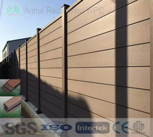 wood plastic composite wpc fencing for garden/bpc garden