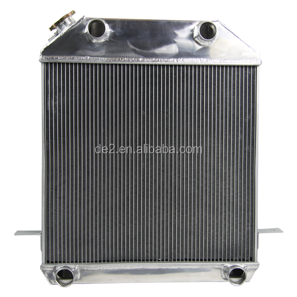 good price auto spare parts car radiator for Ford w/Flat Head V8 1940