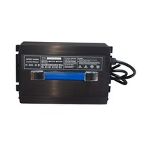 1200W Vehicle-Mounted Electric Scooter Battery Charger 60v 120AH with CE&ROHS