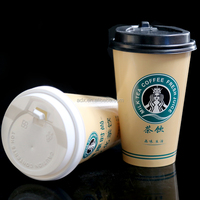 Various Sizes Wholesale Paper Coffee Cup/Vending Paper Cup of Chinese Style