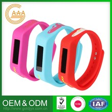 New Product Customized Oem Silicone Watches Wholesale Soft Cute Design Silicone Bracelet Led Watch