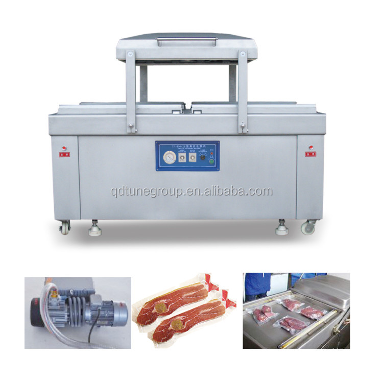 vacuum storage bag/vacuum forming machine for package