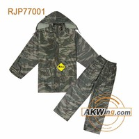 Tactical Poncho Military Raincoat Combat Rain suits For Outdoor Wearing