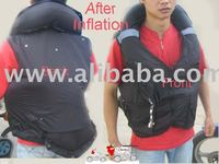 Motorcycle Airbag System