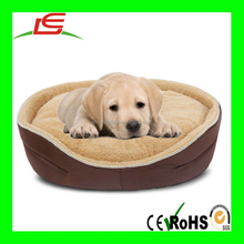 Hot sale wholesale round plush dog house