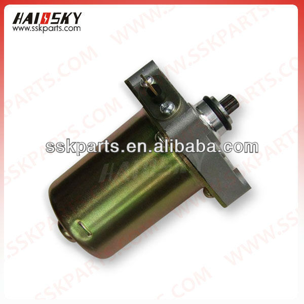 HAISSKY high performnce gy6 scooter parts for starter relay