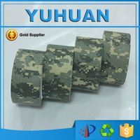 Hotsell Waterproof Outdoor Sports camo cloth tape From china alibaba