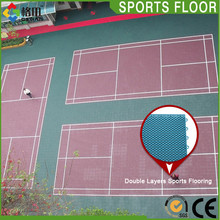 CE Standard pp interlocking badminton court price,outdoor badminton court flooring,badminton court construction