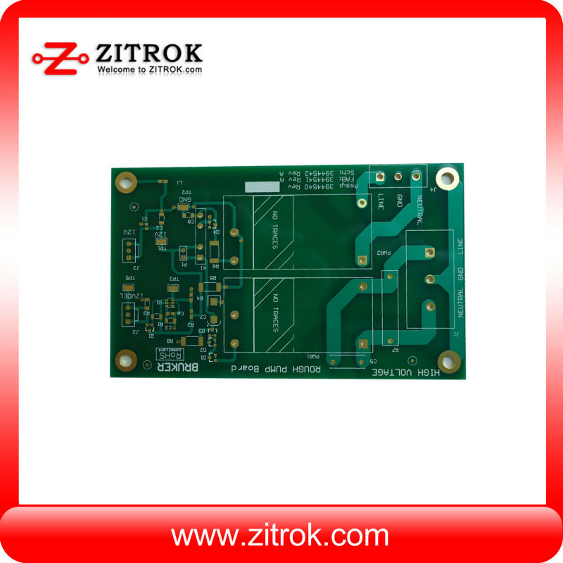 Pcb boards for barudan 4514 electronic board/ multilayer industry machine pcb