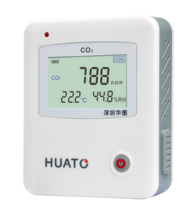 Co2 Temperature Humidity Data Logger