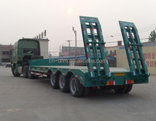cheap semi trailers for high way transportation