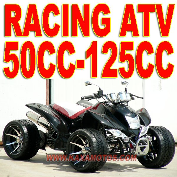 Racing 110cc Quad