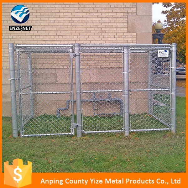 Hot selling chain link fence post diameter