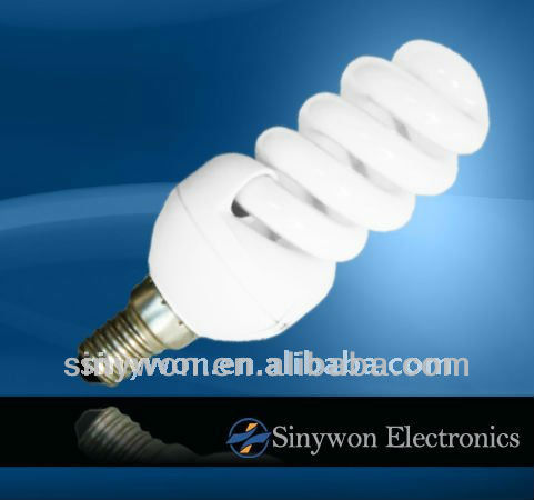 China Product 20w Led Lamp Full Spiral 3000/5000/8000hr Lamp Energy Saving