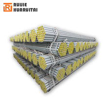 40g-60g Pre-galvanized round pipe greenhouse pipe, 1.8mm thick gi pipe 1mm- 2.4mm thickness