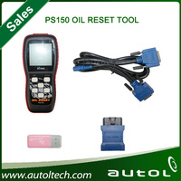 Diagnostic Machine for Cars PS150 Oil Reset Tool + OBDII Scanner + Extension Cable + OBDII connectors