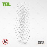 Effective Pest Control Products Bird Control Steel Bird Spike(TLBS0301)