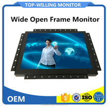Kiosk Monitor 12 inch Wide Open Frame Touch Screen Monitor