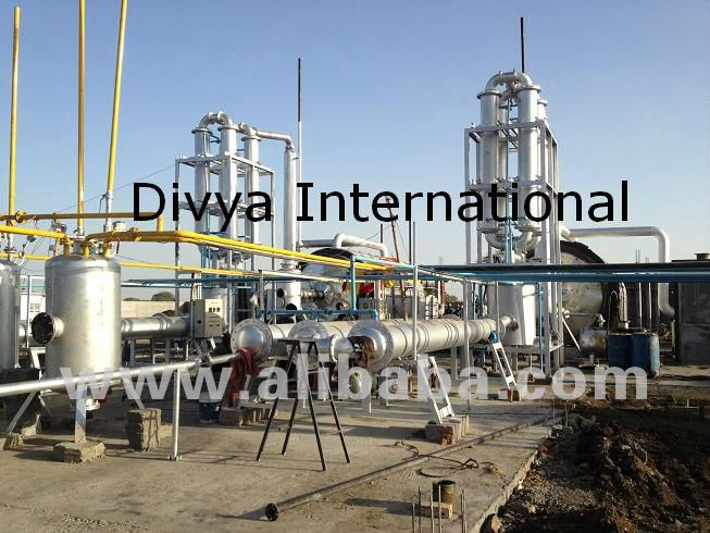Waste Rubber to pyrolysis oil production Equipment