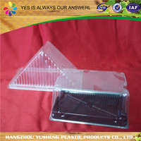 China factory export food triangle box packaging