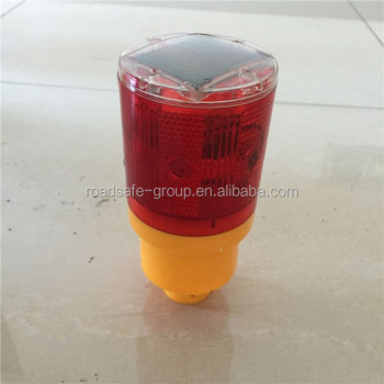 China Whole Sale New Led Solar Traffic Warning Light