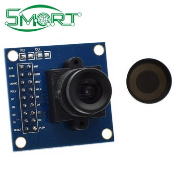 Smart Electronics Blue OV7670 300KP VGA Camera Module