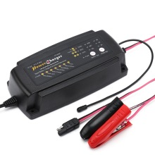 12V 2A 4A 8A 7 Stage Automatic Smart Charger Car Motorcycle Forklift Battery Charger