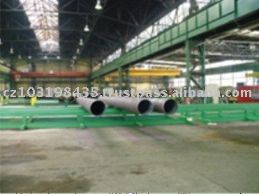 Seamless Steel Pipe S235JRH, S355J2H