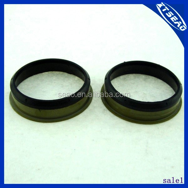 Rubber cylinder viton oil seal / high hydraulic skeleton seal ring
