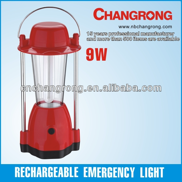dark night rechargeable electric candle fluorescent lanterns