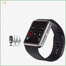 New China Products For Sale GT08 Smart Bluetooth Watch Phone