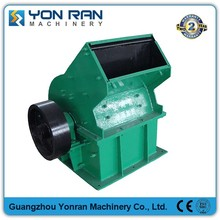 Hammer crusher machine for Mini Mobile limestone stone crusher plant with Spare parts