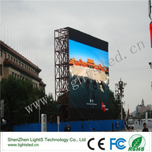 High Definition advertising board stadium p10 single color used sign sale for car outdoor ph10 led display module