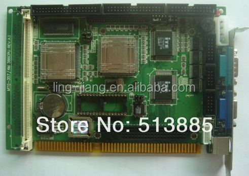 AAEON SBC-357/4M half-size card with 386-sx CPU